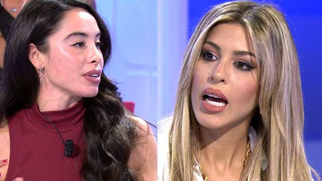 """Macarena se posiciona con Oriana y ataca a Iván: """"No eres la única que no te has sentido deseada"""""""