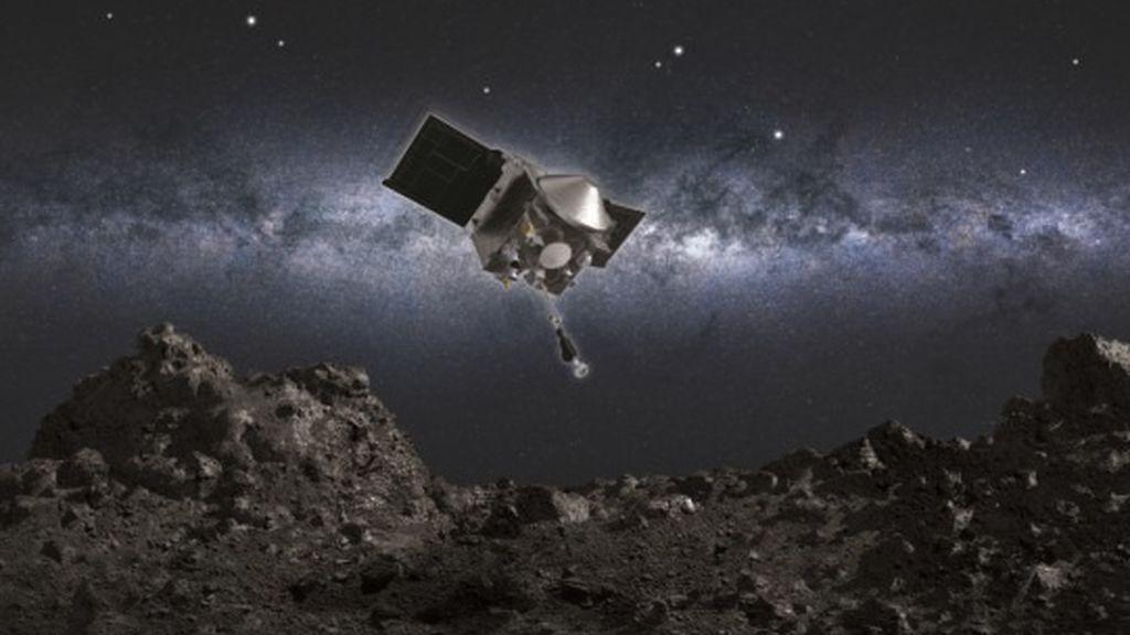 La NASA vivirá su particular Armageddon a lo Bruce Willis al aterrizar hoy en un asteroide
