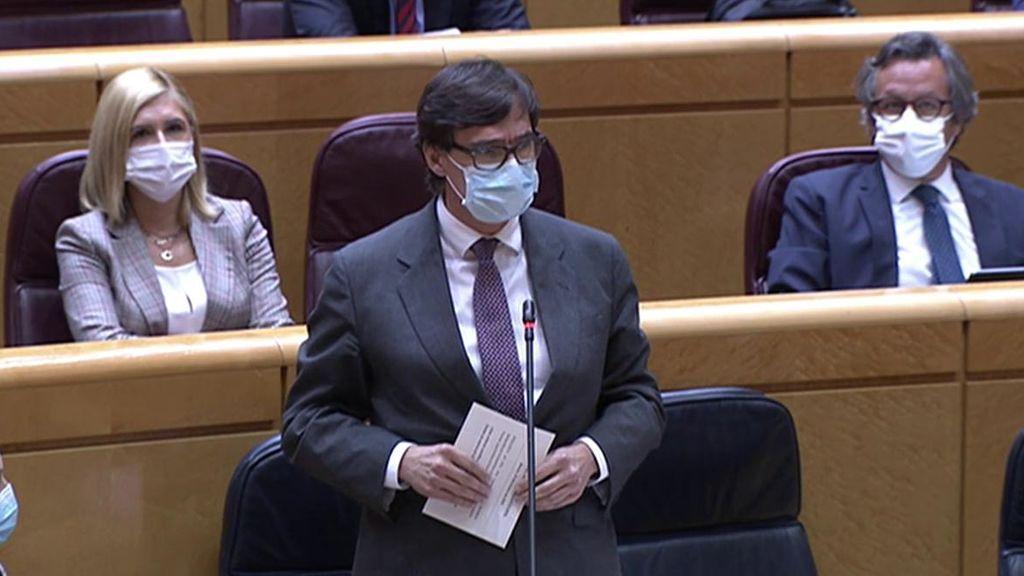 Javier Ruiz defiende a Salvador Illa.