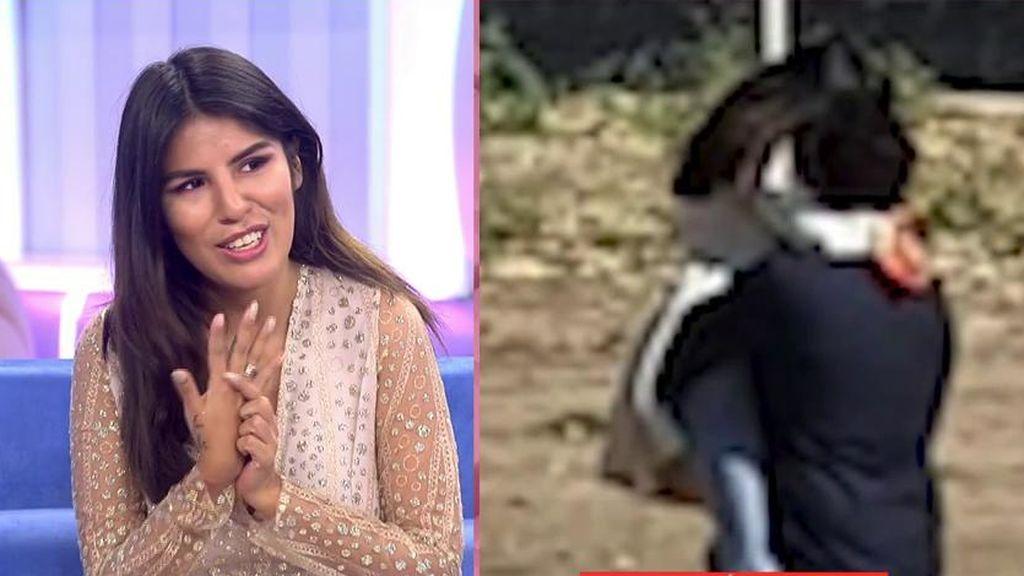 Isa Pantoja habla sobre lso detalles de su boda con Asraf