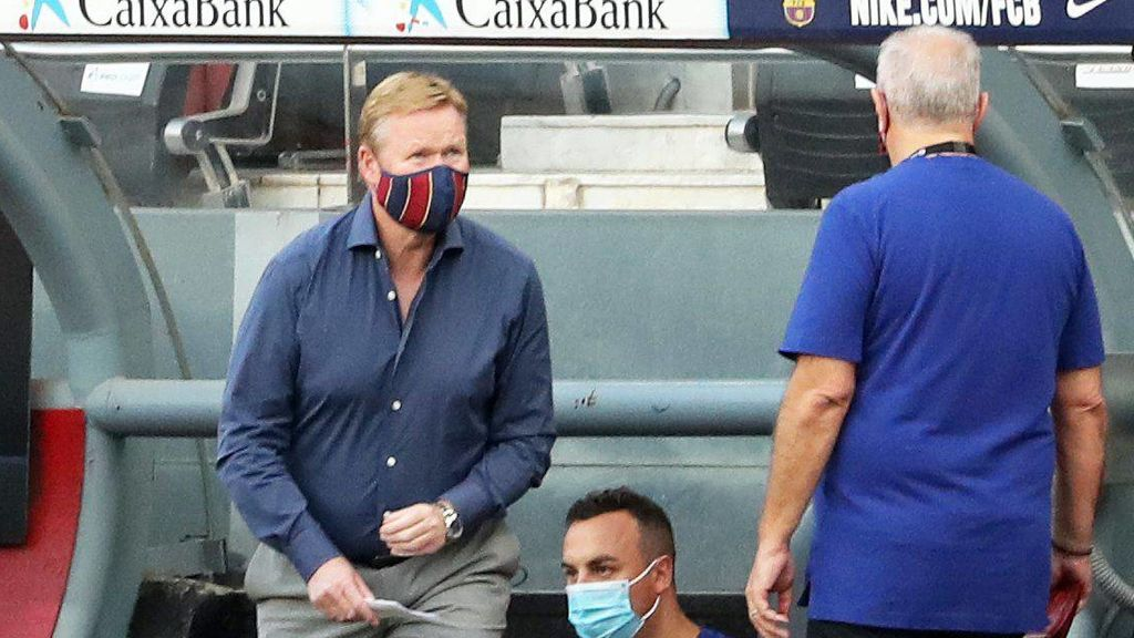 Desde dentro del Barça aconsejaron a Ronald Koeman que matizara sus palabras sobre el rendimiento de Leo Messi