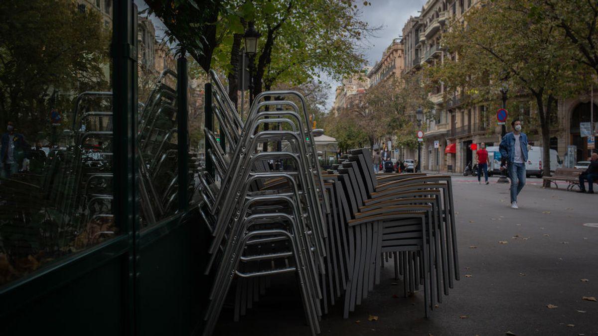 El TSJC rechaza reabrir bares, restaurantes y casinos en Cataluña y da la razón al Govern