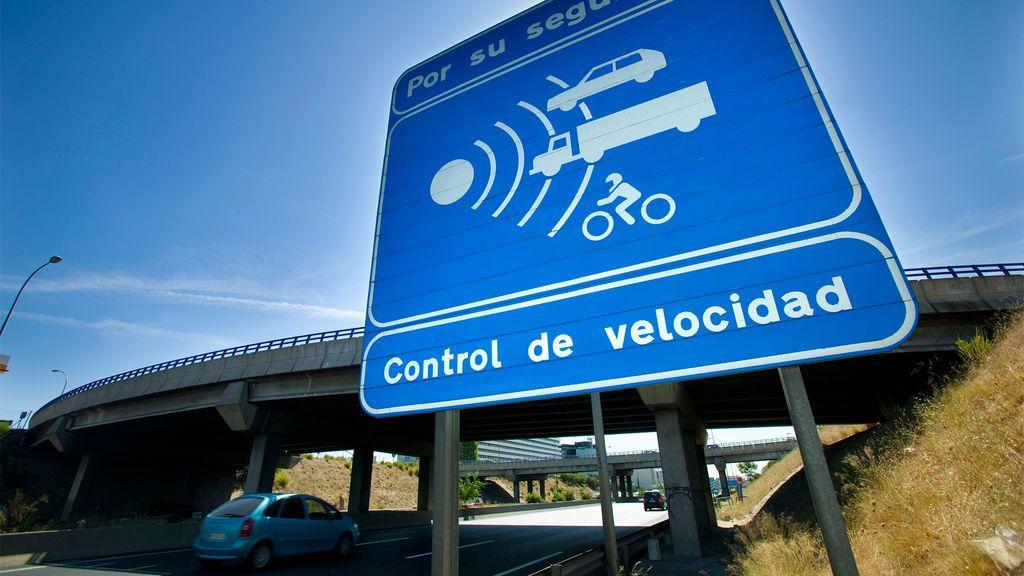 Tipos de radares y límites de velocidad