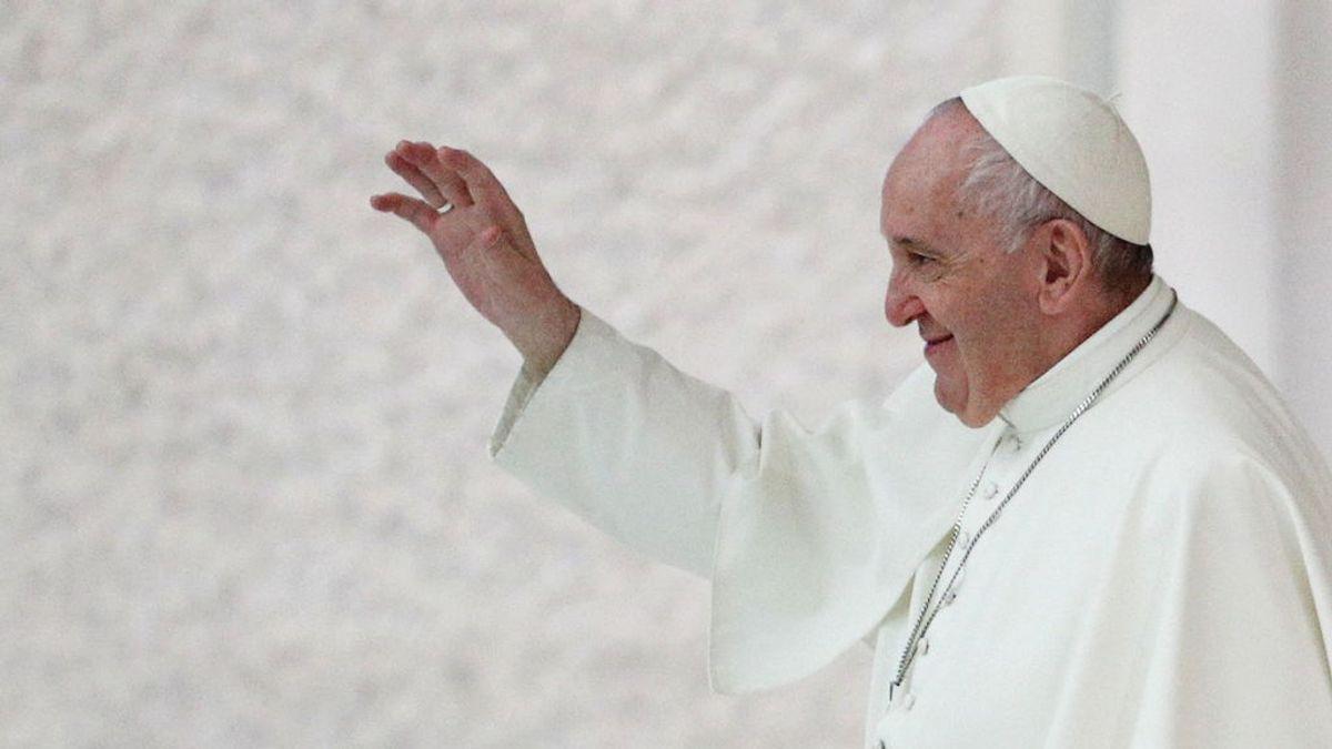 El papa apoya por primera vez las uniones homosexuales