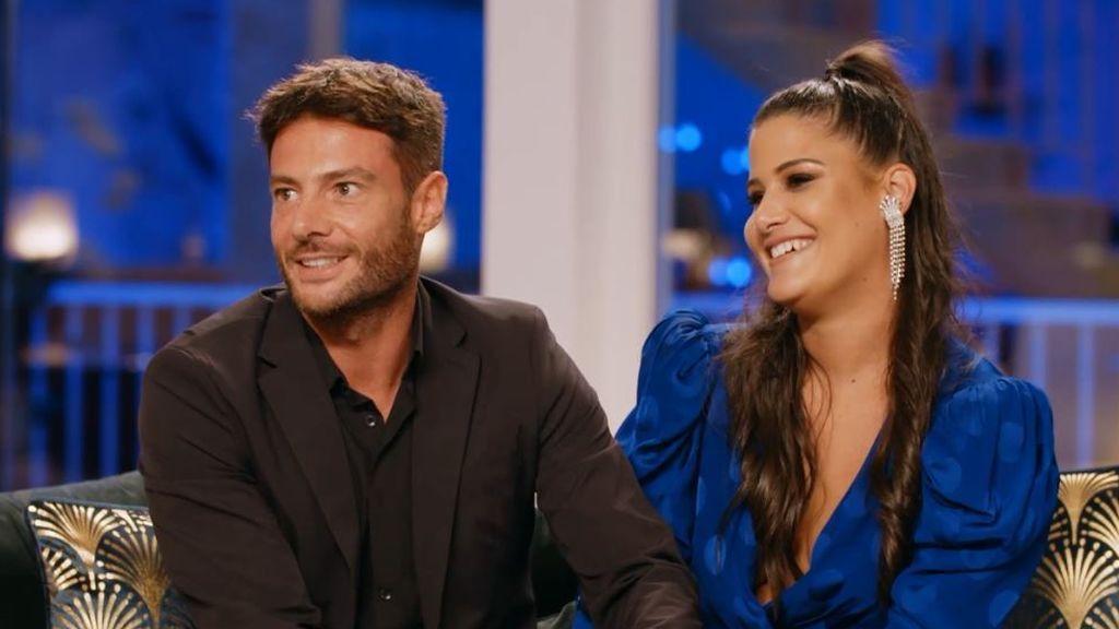 Patricia Guimeras y Alessandro Livi