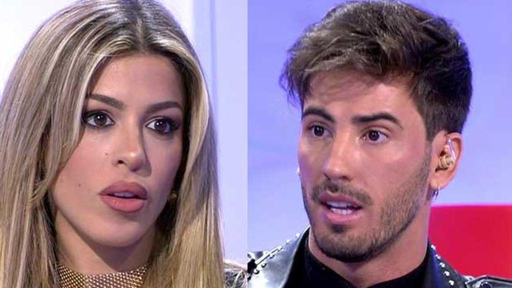 """Iván cuenta en qué punto está su relación con Oriana: """"Me acosté con ella, pero quiero que me deje en paz"""""""