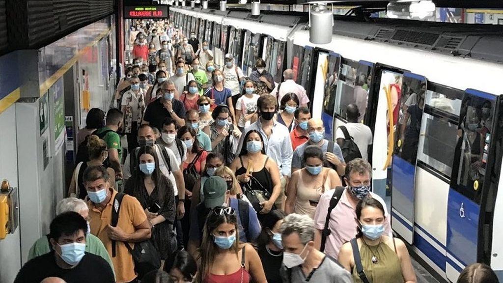 Superamos el millón de contagios de coronavirus