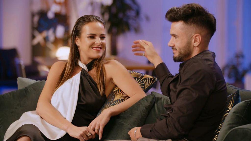 Marta y Dani vuelven a verse
