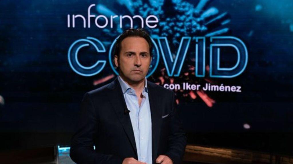 La gran exclusiva de Iker Jiménez en 'Informe covid': entrevista a la viróloga que afirma que el coronavirus  salió de un laboratorio
