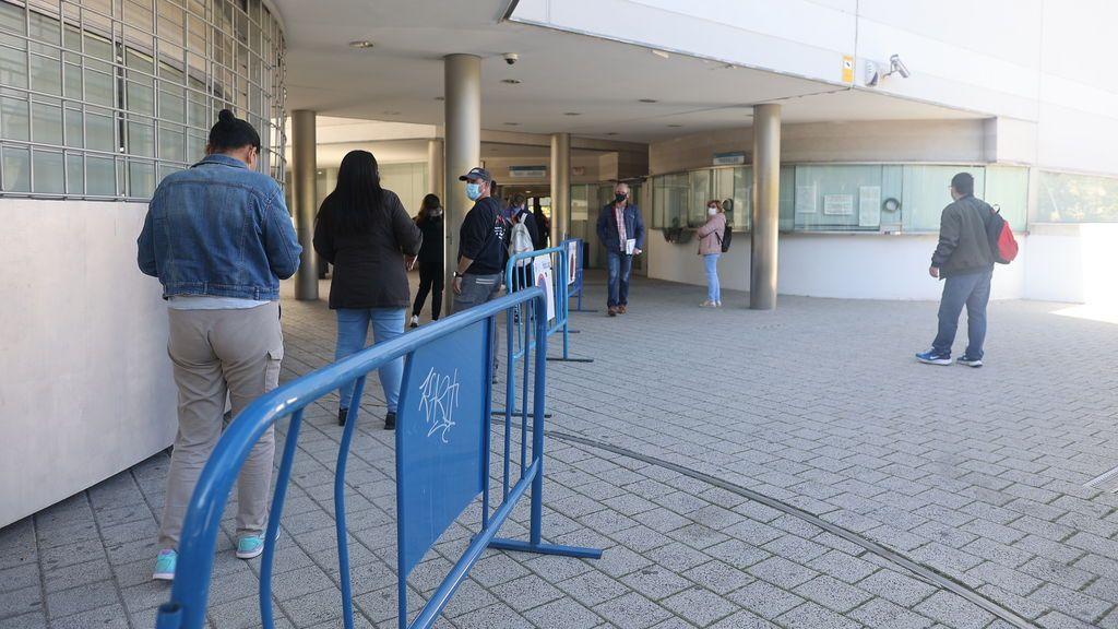 Madrid registra un repunte con 3.440 casos de coronavirus y 39 muertos