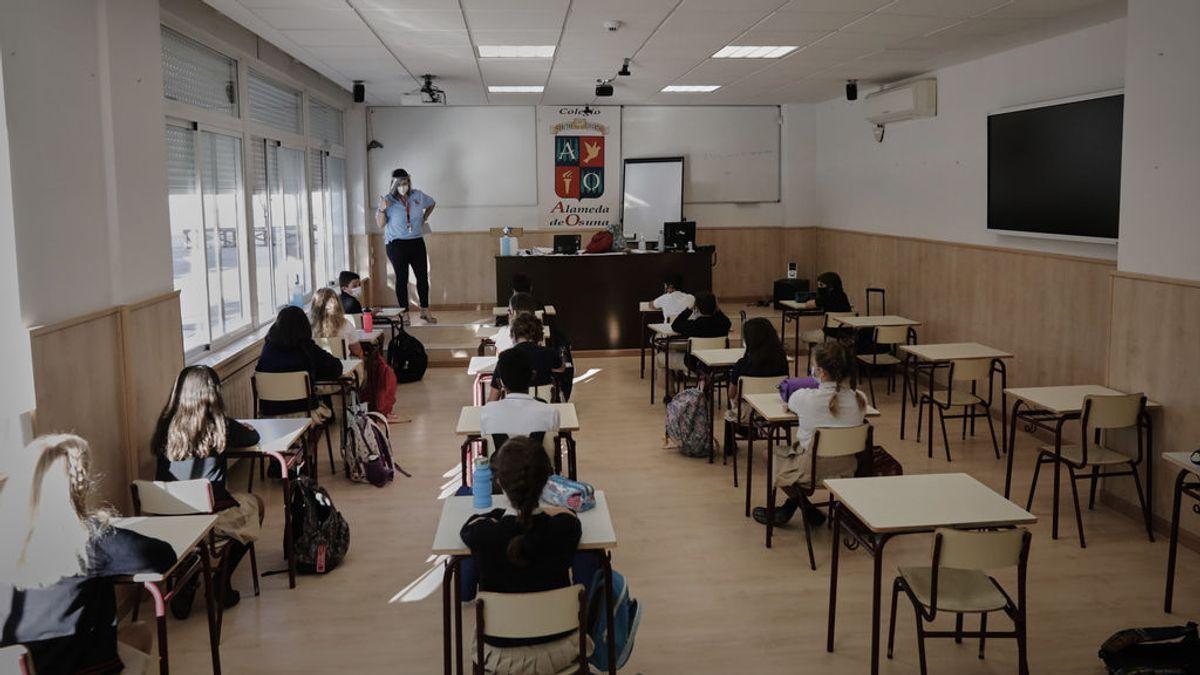 La guía del CSIC para ventilar correctamente las aulas de los colegios