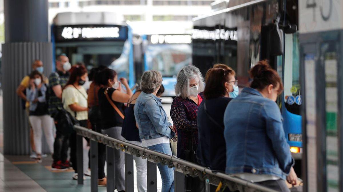 Vueven a subir los contagios, los muertos y los ingresos en UCI en Madrid: 3.440 nuevos casos y 39 decesos más