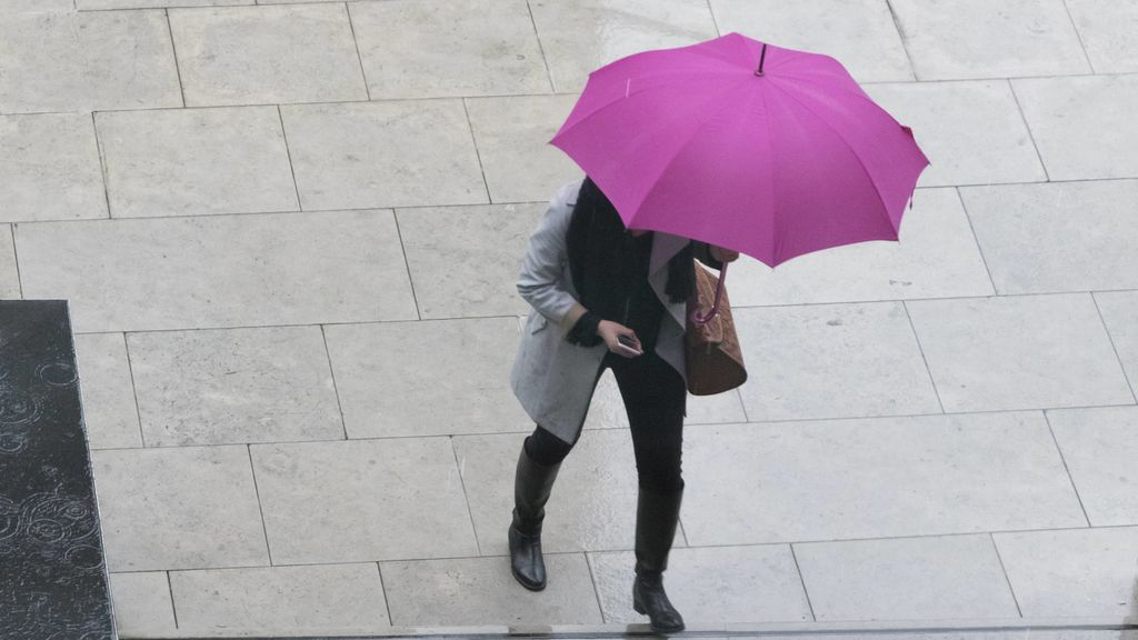 Un tren de frentes alarga el temporal: el tiempo que hará el jueves en España