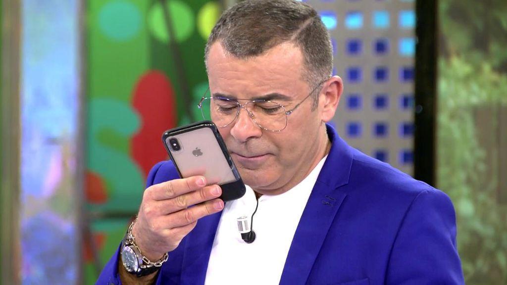 """El inesperado mensaje de Jorge Javier Vázquez a María Teresa Campos: """"Yo también quiero la reconciliación"""""""