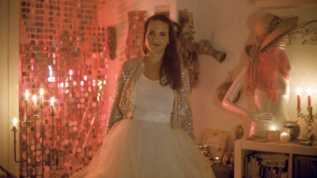 Ljuba, la joven que se 'casó' consigo misma tras quedarse sin pareja en la pandemia
