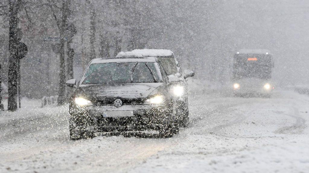 En qué condiciones meteorológicas es más difícil conducir