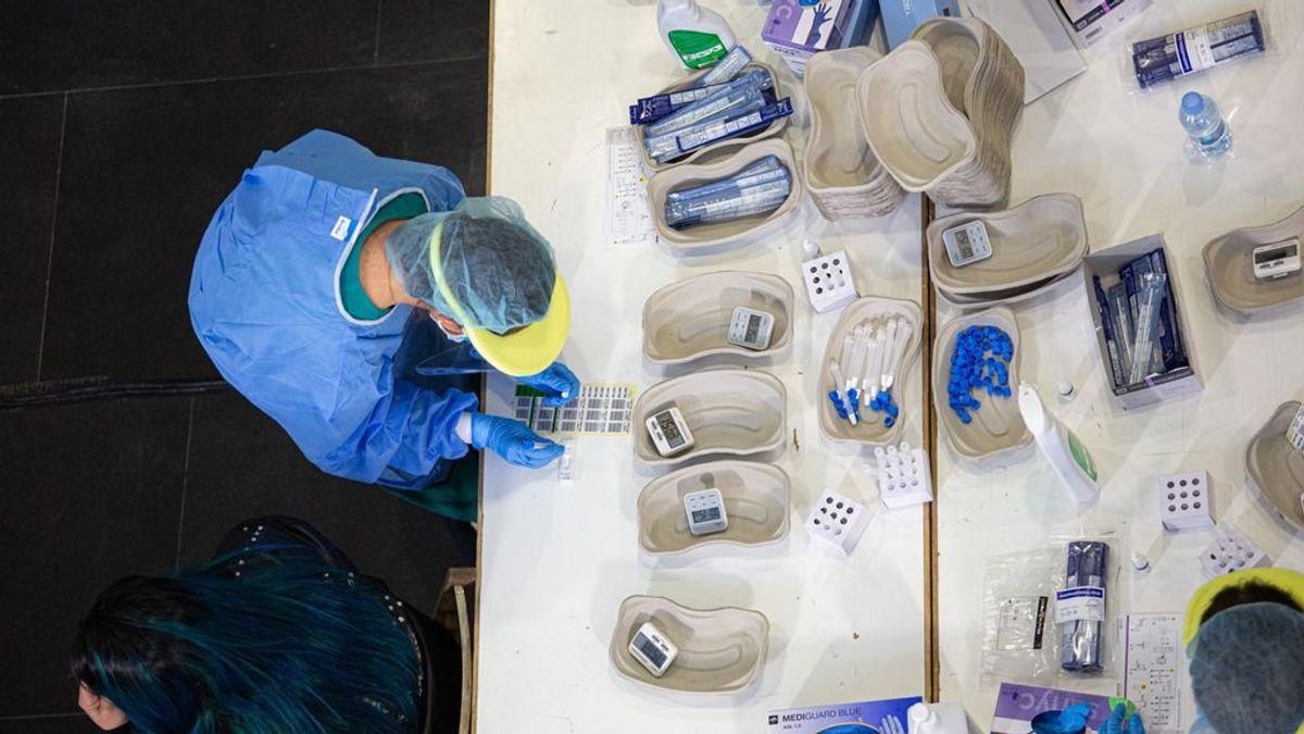 Última hora del coronavirus: los contagios vuelven a dispararse en Madrid con otros 3.440 casos notificados