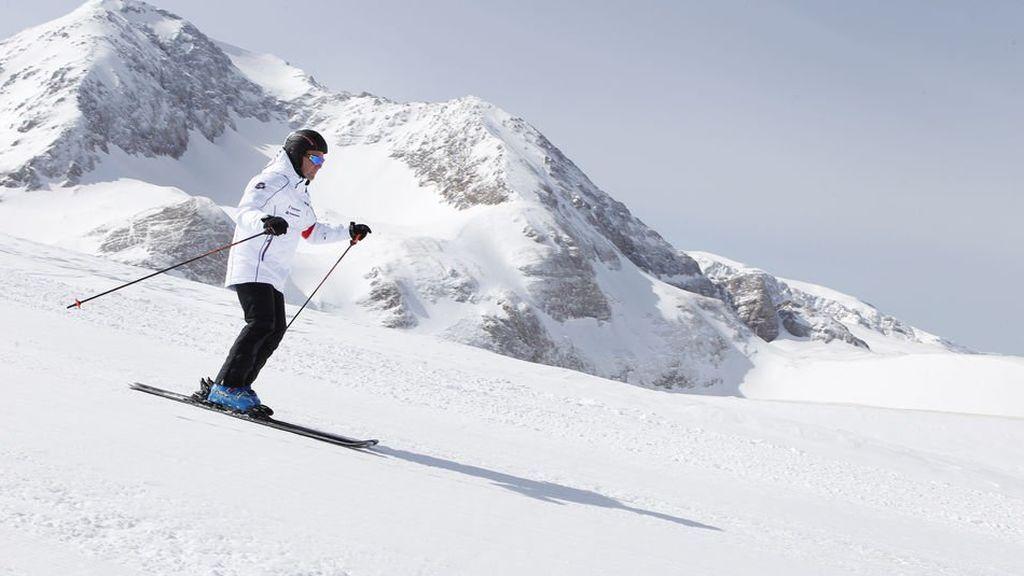 Lesiones habituales practicando esquí