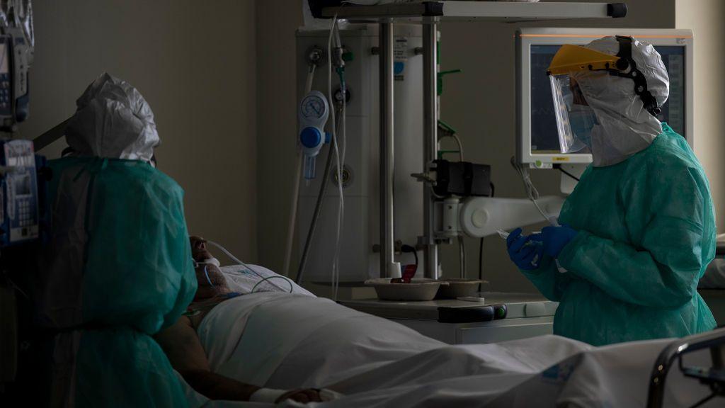 Una nueva técnica permite que los pacientes ingresados en la UCI mejoren su capacidad respiratoria