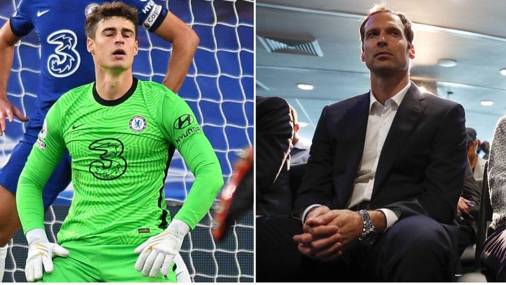 El palo de Lampard a Kepa: suplente en Champions e inscribe a Cech en la Premier League pese a estar retirado desde 2019