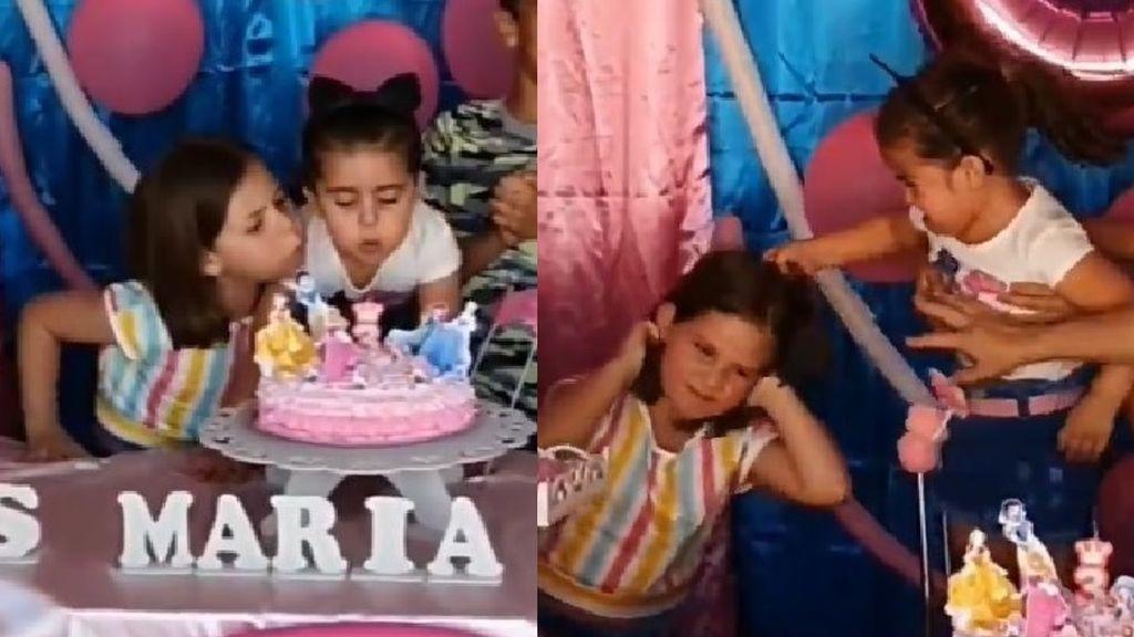 niñas-cumpleaños-pelea