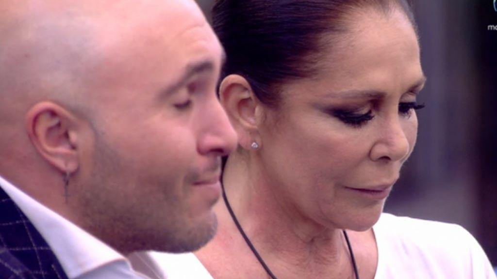 Isabel Pantoja confiesa que Kiko Rivera no quiso hablar con ella tras el 'Deluxe'