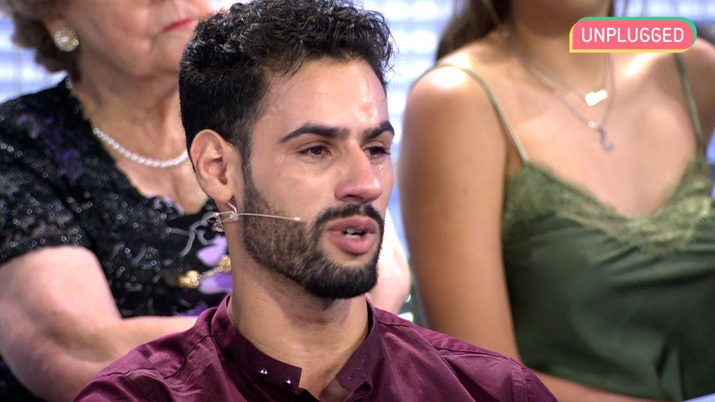 Asraf Beno en 'MyHyV'