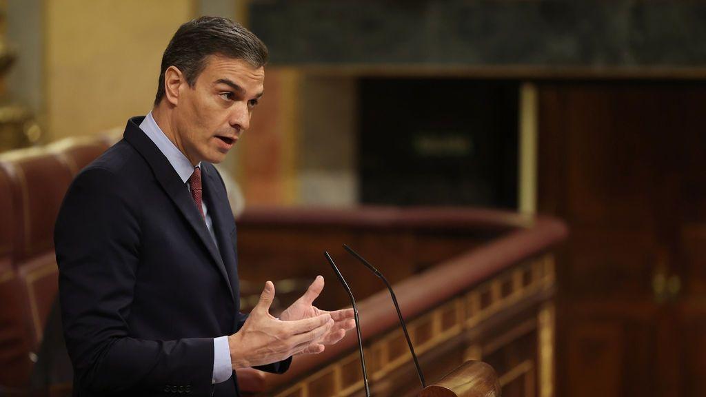 En directo: moción de censura de Vox contra el Gobierno de Pedro Sánchez