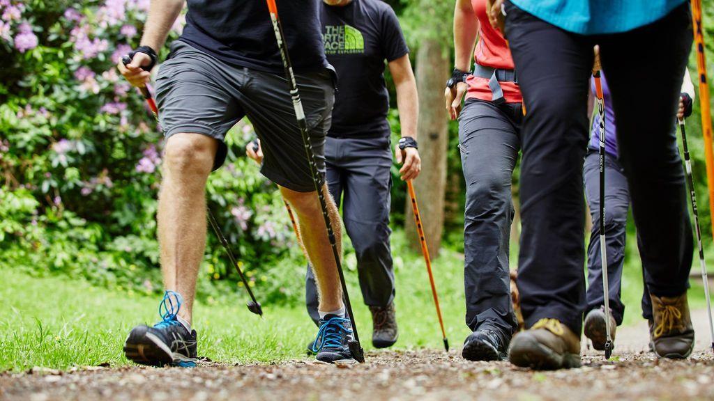 Nordic Walking: en qué consiste este deporte