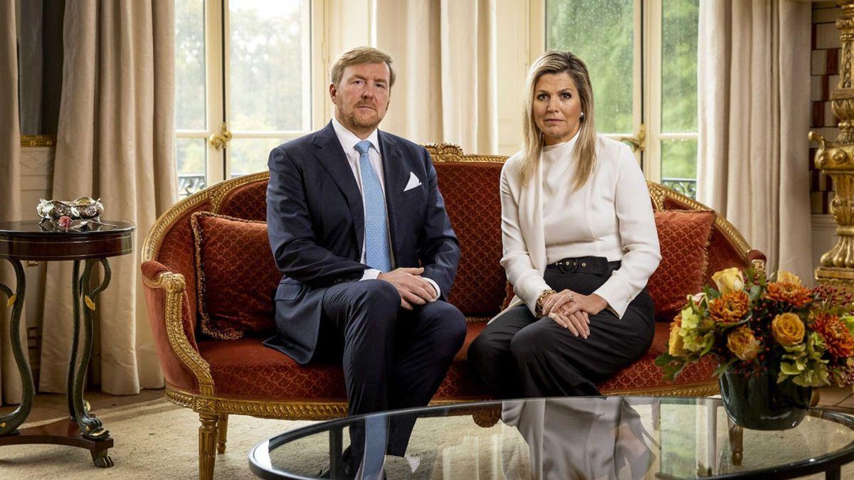 """Guillermo y Máxima de Holanda piden perdón por su intento de vacaciones en Grecia: """"Fue poco prudente"""""""