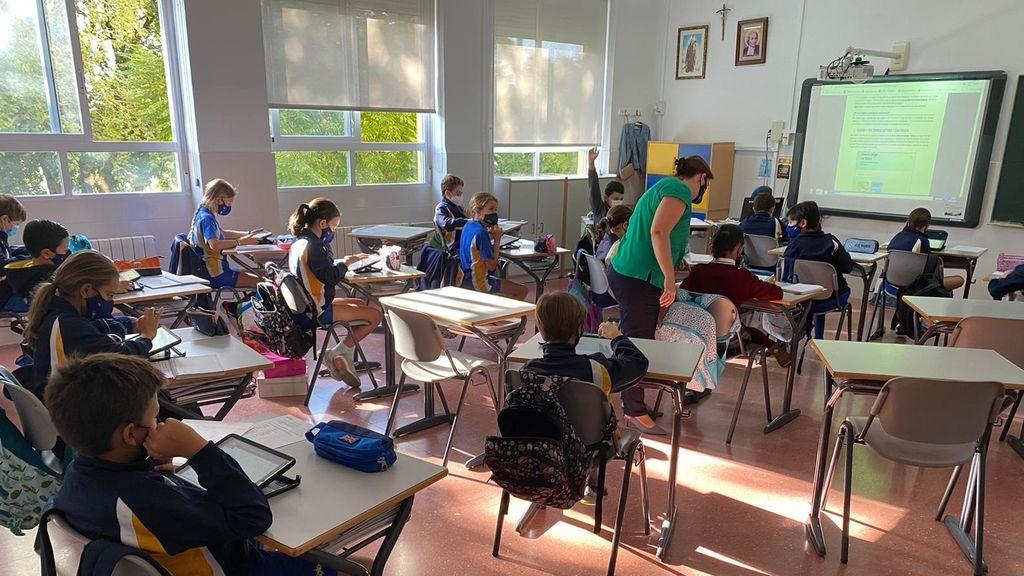 ¿Cómo ventilar las aulas para evitar el covid19?