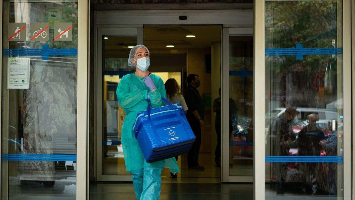 Sanidad registra 20.986 casos de coronavirus, nuevo récord de la segunda ola