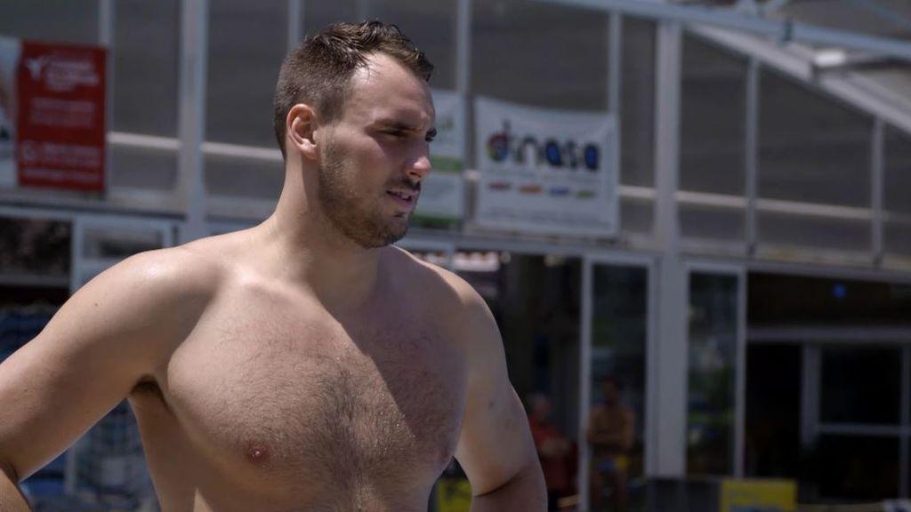 Víctor Gutiérrez rompió el tabú de la homosexualidad en el deporte de élite