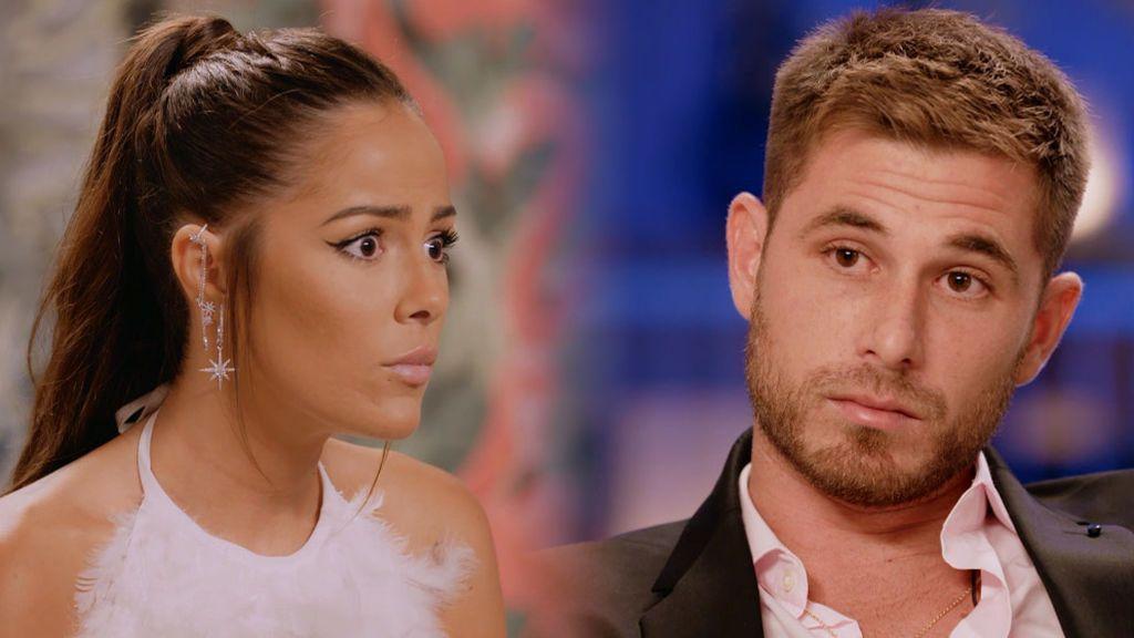 Melyssa y Tom tuvieron sexo después de 'La isla de las tentaciones 2': sus diferentes versiones sobre lo que sucedió