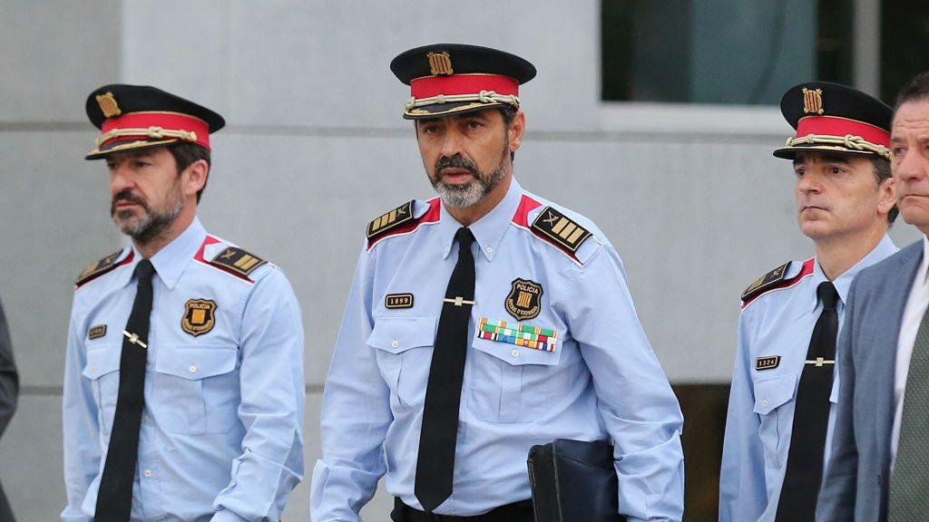 La Generalitat propone a Trapero volver a dirigir los Mossos d'Esquadra