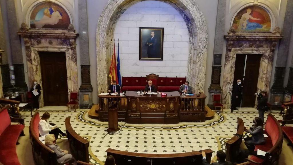 Valencia propondrá una calle para Largo Caballero tras la retirada de la misma en Madrid