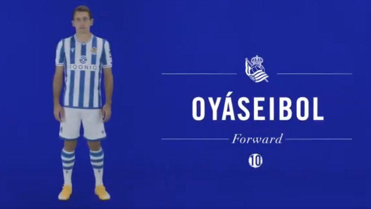 """""""No es Oyáseibol... es Oyarzabal"""": la Real Sociedad enseña a pronunciar a sus jugadores en inglés"""