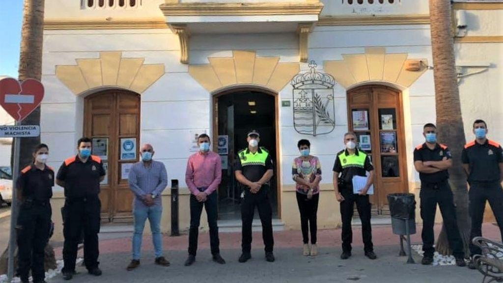 1000 € por saltarse la cuarentena: así combate un pueblo de Almería la escalada de contagios