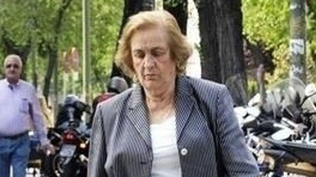 El Supremo condena a siete años de Cárcel a Teresa Rivero, viuda de Ruiz Mateos