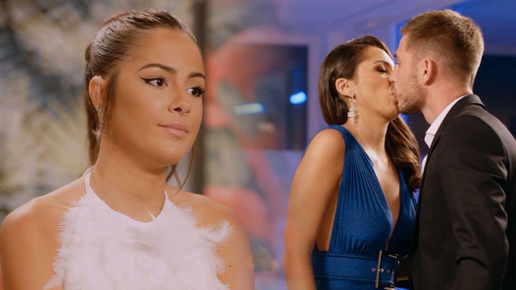 """Melyssa se enfrenta a Tom y Sandra, que hacen una gran revelación: """"Somos novios y vivimos juntos"""""""
