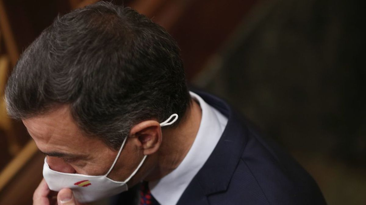 Sánchez cierra la moción de censura de Vox