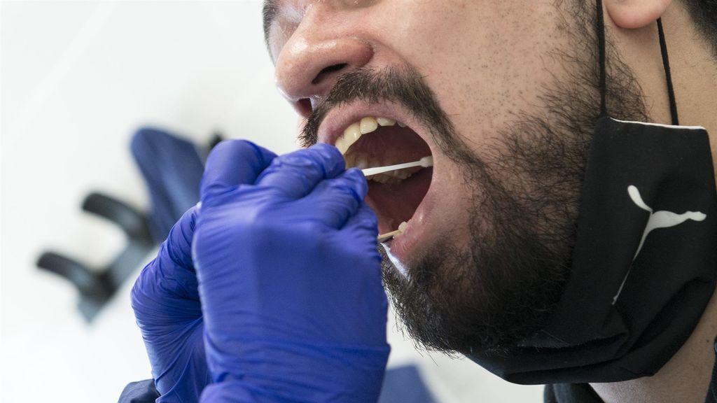 1.060 nuevos contagios en la Comunidad Valenciana, segundo peor dato de toda la pandemia