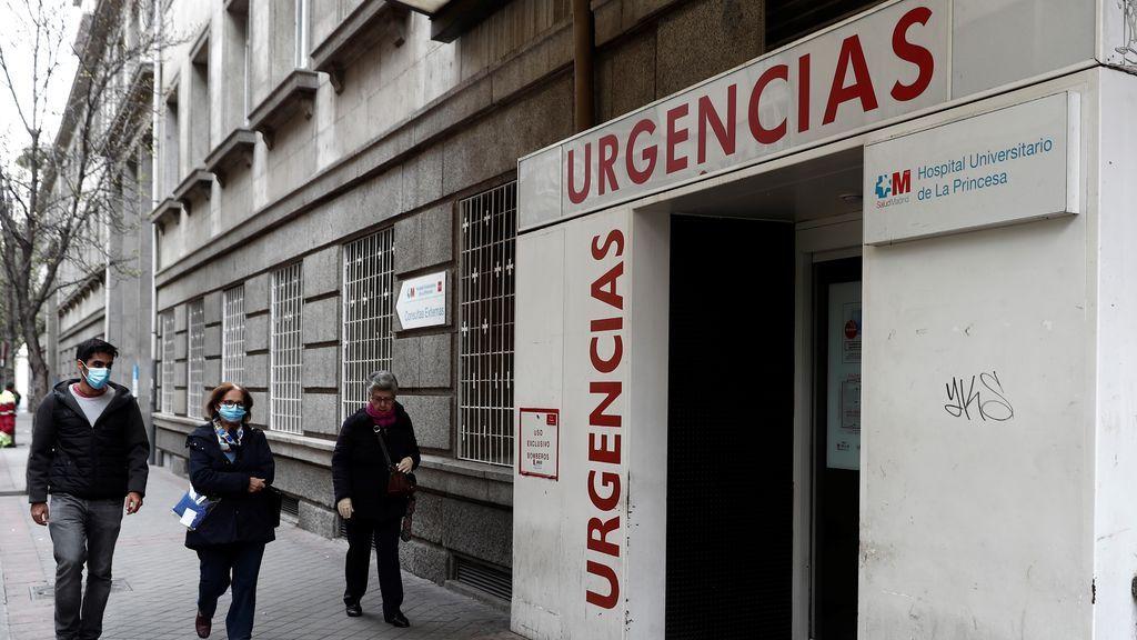 Suben las muertes en Madrid a 43 y los casos de coronavirus a 3.696