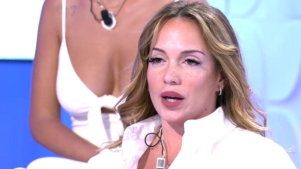 Samira confiesa que estuvo con Tony Spina cuando salió de 'GH VIP'