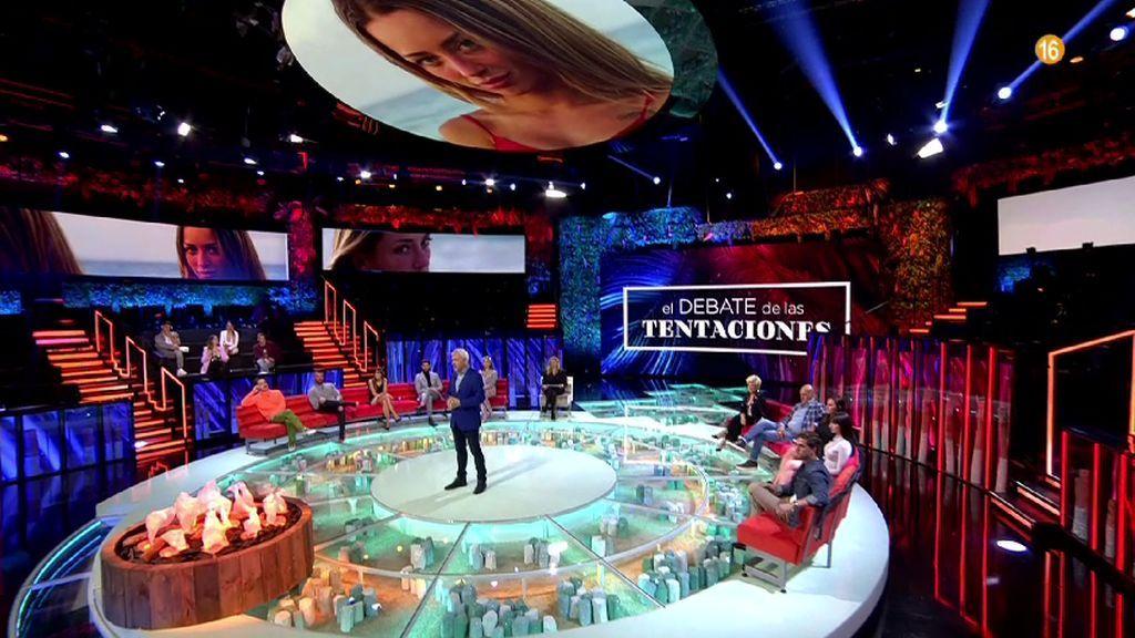 El debate de las tentaciones, con los protagonistas el próximo domingo