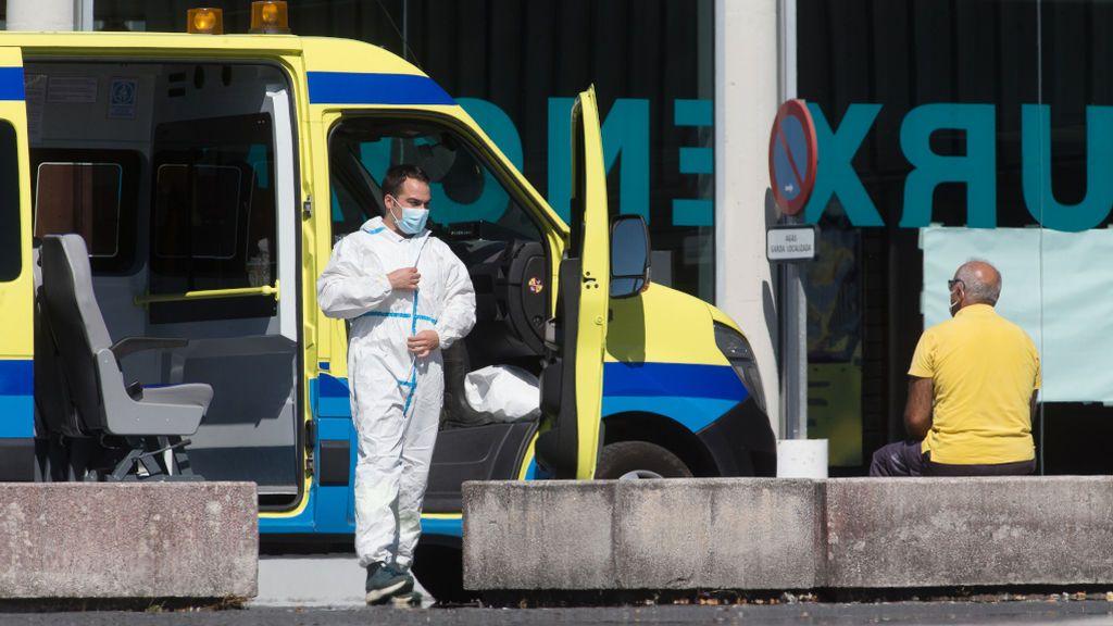 Brote en el área de oncología del hospital de Pontevedra, con 23 positivos y una mujer fallecida