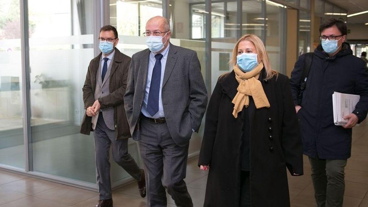 Castilla y León pide por carta al Gobierno la declaración del toque de queda