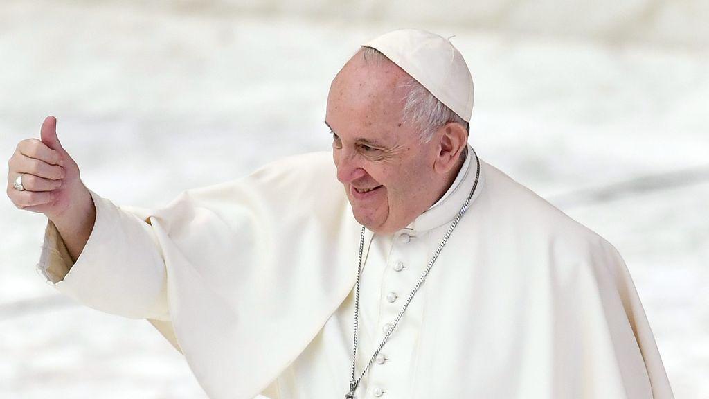 el Papa matrimonios homosexuales