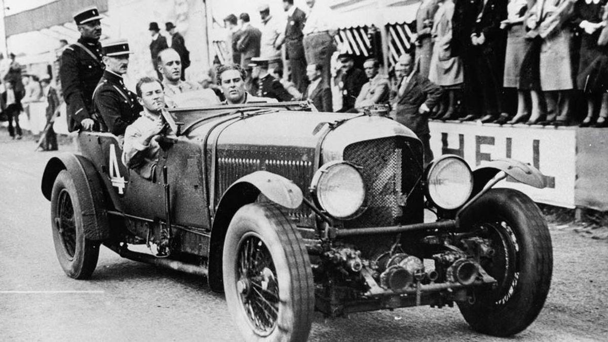 Historia de la marca Bentley: guerras mundiales, lujo, playboys y millonarios en Lemans