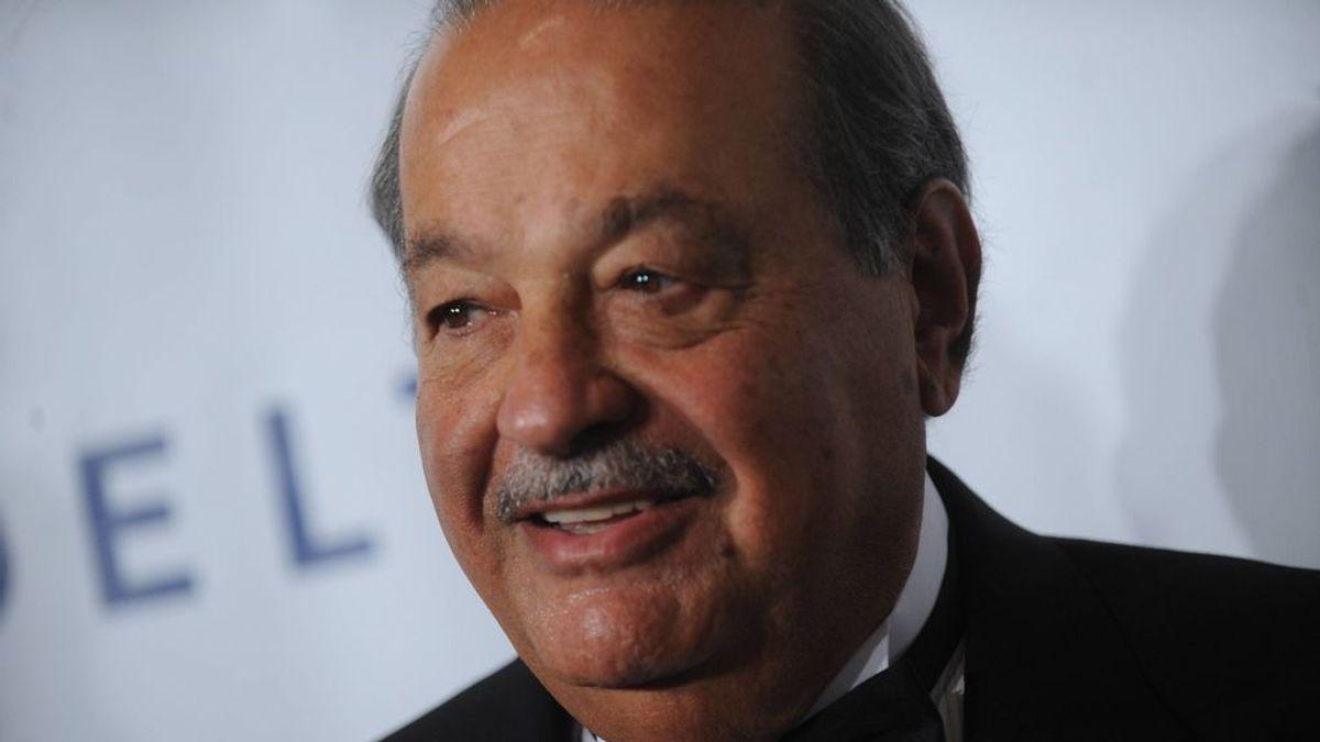 La propuesta del multimillonario Carlos Slim: Trabajar tres días por semana y jubilarse a los 75